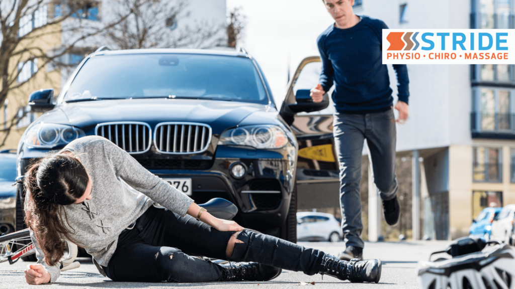 Motor vehicle accident injury